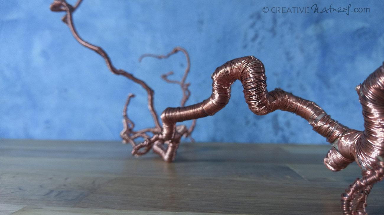 3D-Kupferlinie 2, Ansicht 9